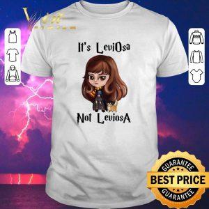 Official Hermione Granger chibi It's Leviosa not Leviosa Harry Potter shirt sweater