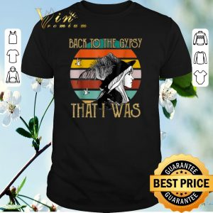 Official Stevie Nicks back to the Gypsy that i was Vintage shirt