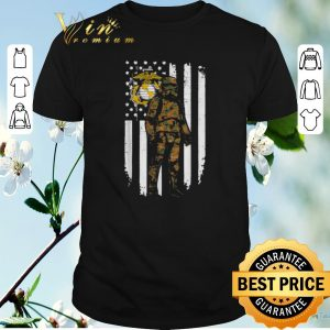 Official Stormtrooper America flag US Marine Corps camo shirt sweater