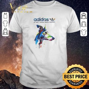 Official adidas all day i dream about whippet shirt sweater
