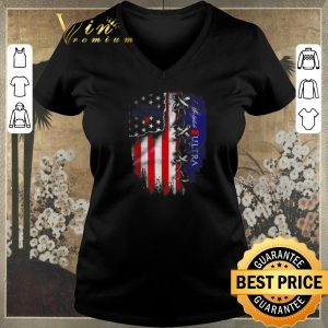 Original American flag Michelob Ultra beer inside shirt
