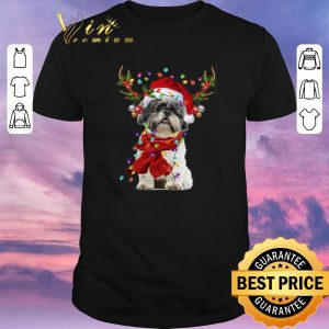 Original Christmas Shih Tzu Reindeer shirt