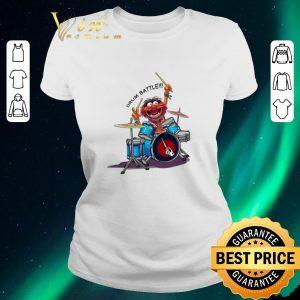 Premium Ronnie Verrell Drummer Battle The Muppets Show shirt sweater