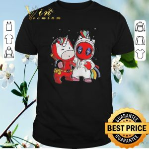 Pretty Baby Unicorn and Deadpool shirt sweater