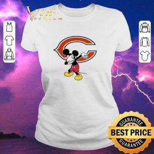 Pretty Chicago Bears Dabbing Mickey shirt sweater
