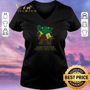 Pretty Yoda Freddie Mercury The Force Must Go On shirt sweater