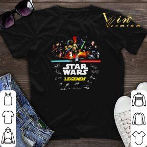 Signature Star Wars Legends all shirt