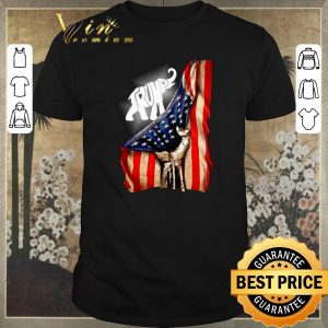 Top American flag Elephant Trump shirt