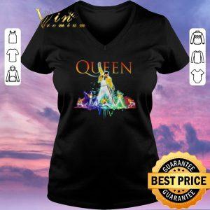 Top Color Queen Freddie Mercury shirt sweater