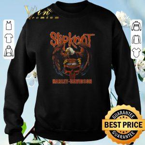 Top Eagle Slipknot Harley Davidson shirt sweater 2