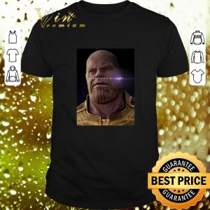 Top Marvel Avengers Endgame Thanos fuck them niggas shirt
