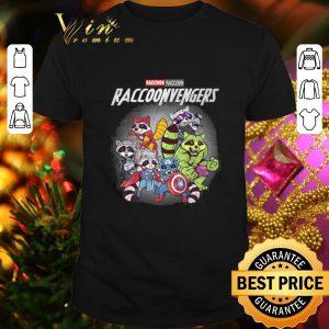 Top Raccoon Raccoonvengers Marvel Avengers Endgame shirt