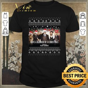 Top Ugly Christmas Have A Blinder Of A Christmas Peaky Blinders sweater