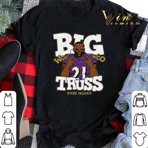 21 Big Truss Woo Woo Truss Mark Ingram Jr. Baltimore Ravens.png sweater