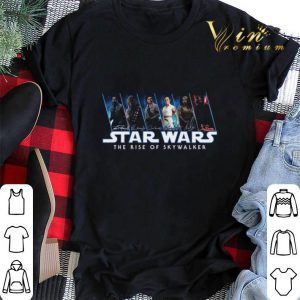 All signature Star Wars The Rise Of Skywalker shirt sweater 1