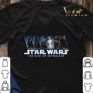 All signature Star Wars The Rise Of Skywalker shirt sweater 2