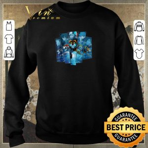 Awesome 5 Lions In Blue Voltron Legendary Defender shirt sweater 2