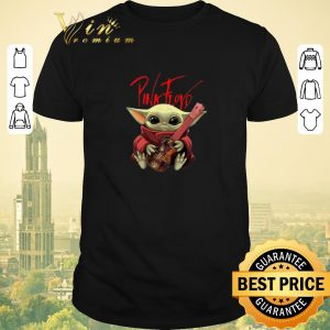 Awesome Baby Yoda Hug Pink Floyd Guitar Star Wars.png sweater