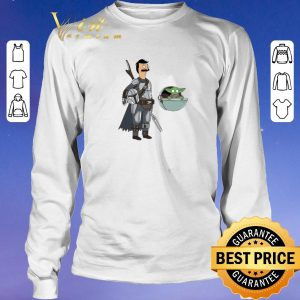 Awesome Bob Fett The Mandalorian Mashup Bob's Burgers shirt sweater 2