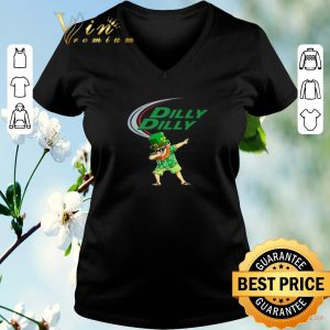 Awesome Dabbing Leprechaun Dilly Dilly St Patrick's Day 2020.png sweater 1