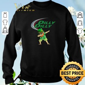 Awesome Dabbing Leprechaun Dilly Dilly St Patrick's Day 2020.png sweater 2