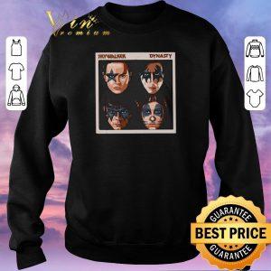Awesome Skywalker Dynasty Mashup Kiss Star Wars shirt sweater 2