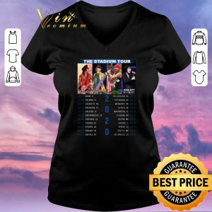 Awesome The Stadium Tour Motley Crue Def Leppard Poison Joan Jett shirt sweater 1