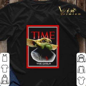 Baby Yoda The child Time's People of the Year Issue shirt sweater 2