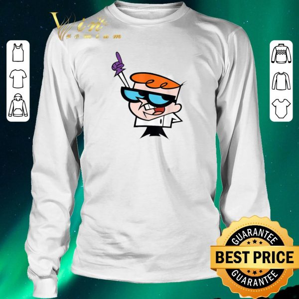 Funny Dexters Holiday Laboratorys I Have An Idea shirt sweater
