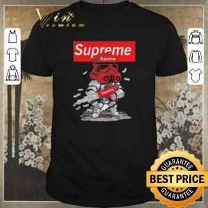 Funny Supreme Stormtrooper Star Wars shirt sweater