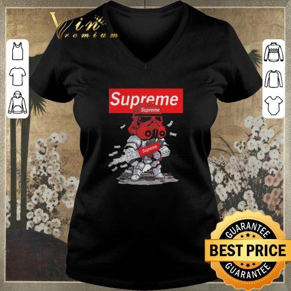 Funny Supreme Stormtrooper Star Wars shirt sweater