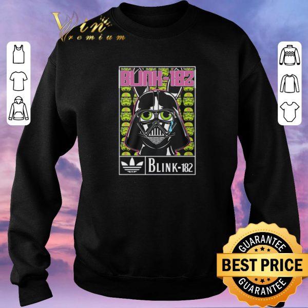 Hot Adidas Darth Vader Blink-182 Star Wars shirt sweater