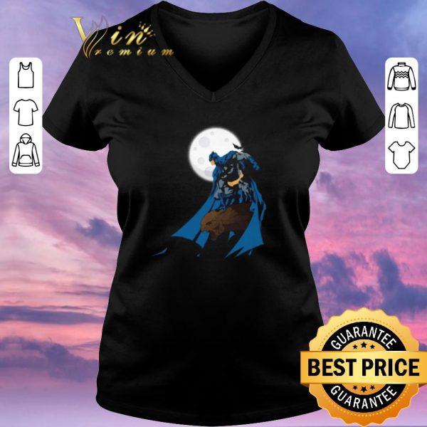 Hot Batman and moon The Dark Knight shirt sweater
