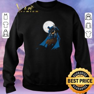 Hot Batman and moon The Dark Knight shirt sweater 2
