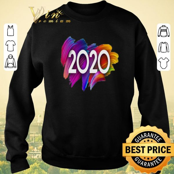 Hot Colorful 2020 shirt sweater