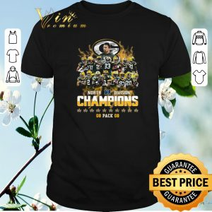 Hot Green Bay Packers North Division Champions 2019 shirt sweater