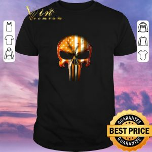 Hot Punisher Tennessee Volunteers American Flag shirt sweater