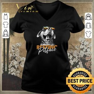 Hot Resting Pitchface Dog Lovers shirt sweater 1