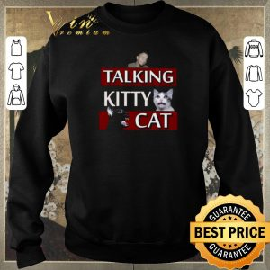 Hot Talking Kitty Cat Youtube Channel shirt sweater 2