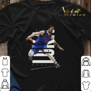 Luka Doncic Dallas Maverick Signature shirt sweater 2