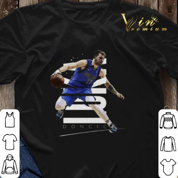 Luka Doncic Dallas Maverick Signature shirt sweater