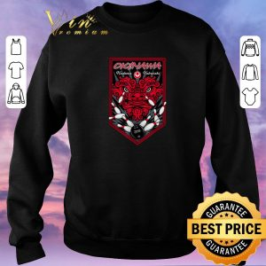 Nice Okinawa Kadena Kubasaki Da' Pros Bowling Team shirt sweater 2