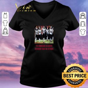 Nice The Comeback Is Always Stronger Than The Setback shirt sweater 1