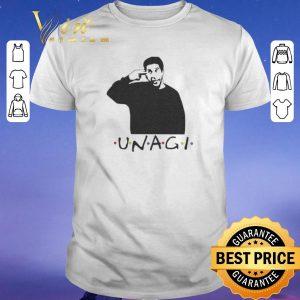 Nice The One with Unagi Friends Ross Geller shirt sweater