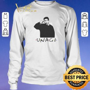 Nice The One with Unagi Friends Ross Geller shirt sweater 2