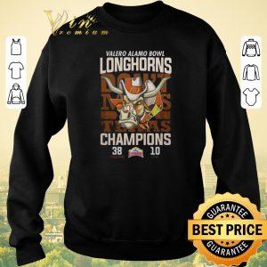 Official Valero Alamo Bowl don't makes Texas Champions Longhorns vs Utah shirt sweater 2