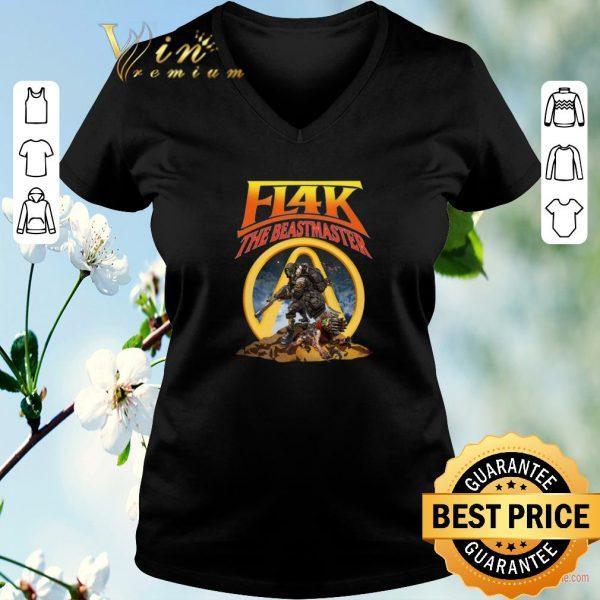 Original Borderlands 3 FL4K The Beastmaster shirt sweater