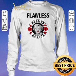 Original Flawless Marilyn Monroe Rose shirt sweater 2