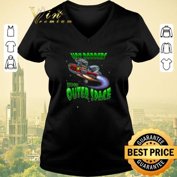 Original Hot Rodders From Outer Space shirt sweater