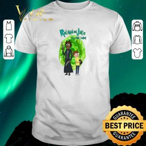 Original Rick and Morty Roll and Jake the dark tower shirt sweater